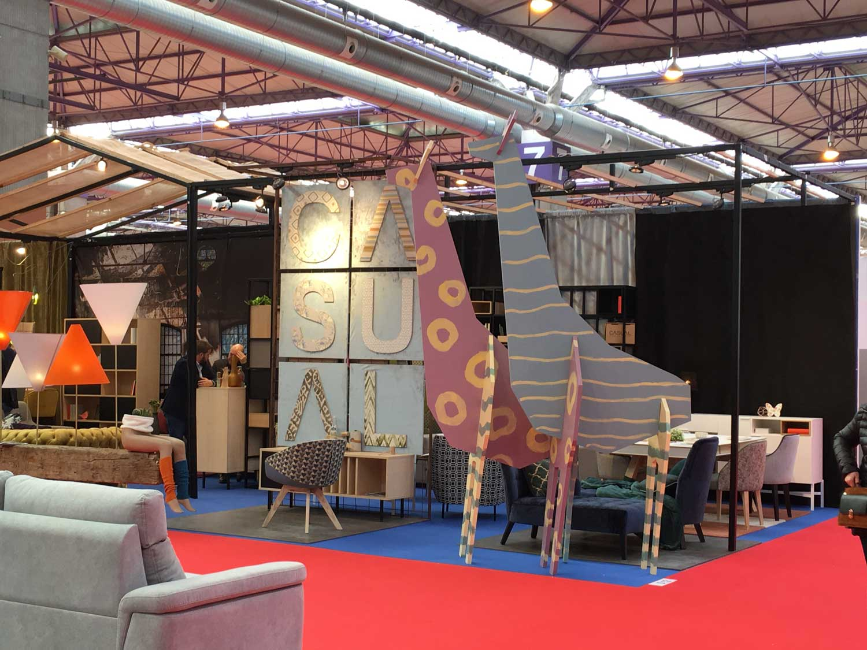 Feria de Mueble de Zaragoza ¡Nos vamos de Feria! - Cabo de Marcas